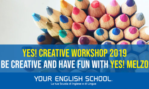 YES! melzo Creative workshop 2019