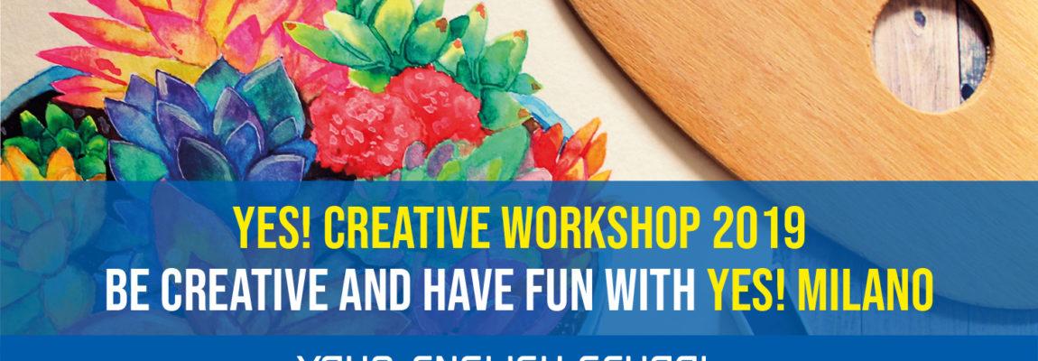 YES! Milano Creative workshop 2019