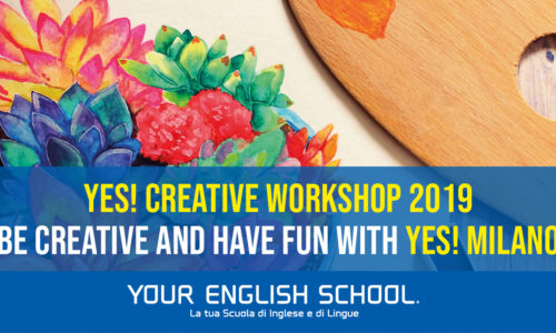 YES! Milano Creative workshop 2019